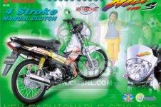 Honda ZN110 NICE
