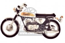 Kawasaki A1 parts