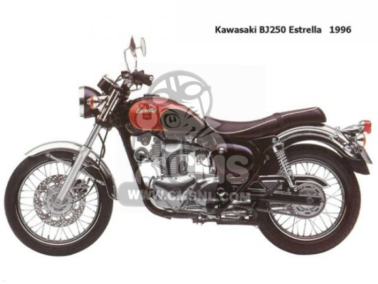 Kawasaki BJ250