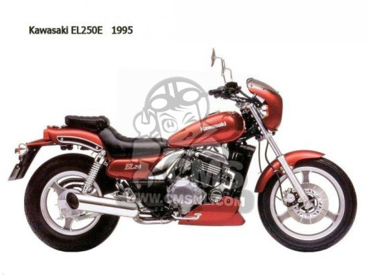 Kawasaki EL250