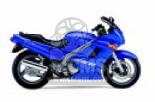 Kawasaki EX250-H14 ZZ-R250 2003 EUROPE,MIDDLE EAST,AFRICA parts
