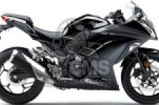 Kawasaki EX300ADF NINJA 300 2013 EUROPE,MIDDLE EAST,AFRICA parts