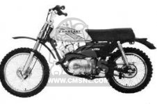 Kawasaki KD100 parts
