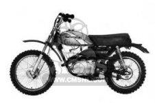 Kawasaki KD80 parts