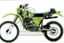 Kawasaki KDX175