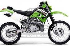 Kawasaki KDX220
