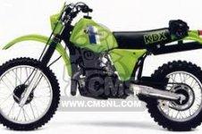 Kawasaki KDX400