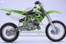 Kawasaki KDX80