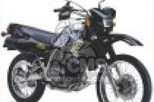 Kawasaki KL650-C9 KLR650 2003 EUROPE,MIDDLE EAST,AFRICA parts