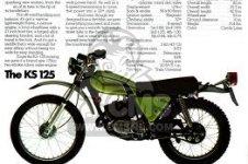 Kawasaki KS125