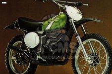 Kawasaki KX400