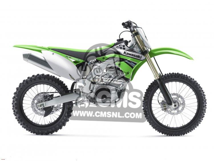 Kawasaki Moto X Off Road