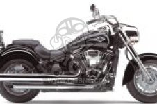 Kawasaki VN2000-A2H VN2000 2005 EUROPE,MIDDLE EAST,AFRICA,UK parts