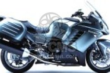 Kawasaki ZG1400A8F 1400GTR 2008 EUROPE,MIDDLE EAST,AFRICA,UK,FR parts