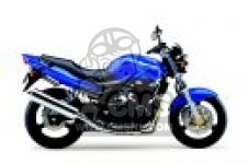 Kawasaki ZR750-F5 ZR-7 2003 EUROPE, MIDDLE EAST, AFRICA, UK parts
