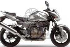 Kawasaki ZR750-J2H Z750 2005  EUROPE,MIDDLE EAST,AFRICA,UK,FR parts