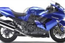 Kawasaki ZX1400A6F ZZR1400 2006 EUROPE,MIDDLE EAST,AFRICA,UK,FR parts