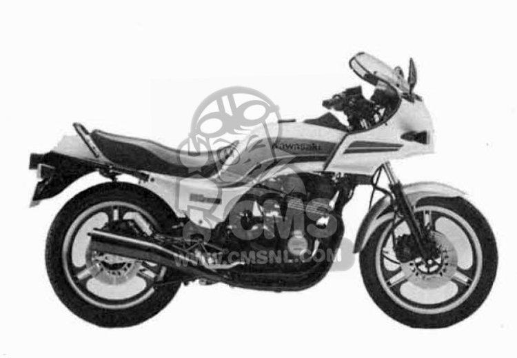 Kawasaki ZX550