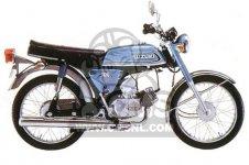 Suzuki A100 parts