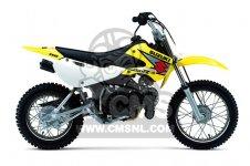 Suzuki DR-Z110 parts