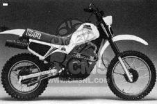 Suzuki DR100 parts