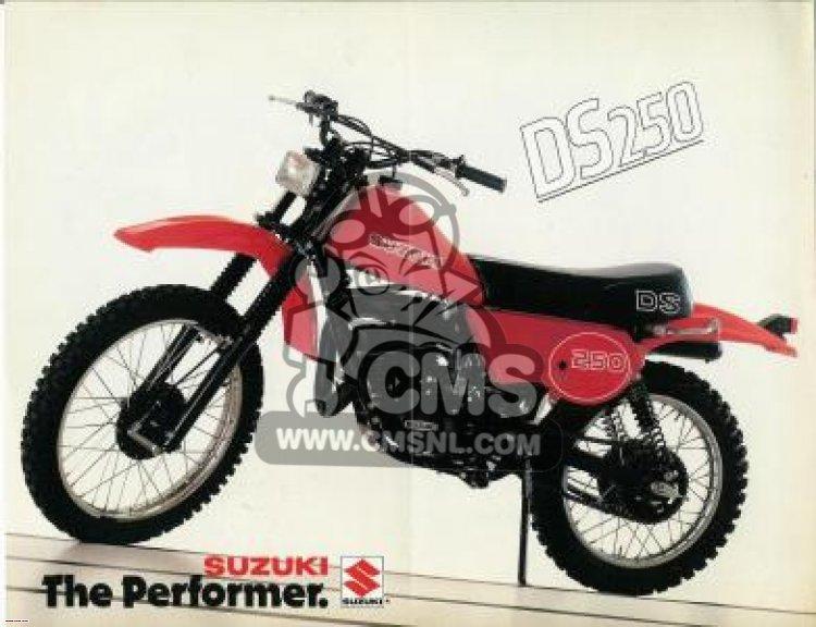 DS250 1980 (T) USA (E03)