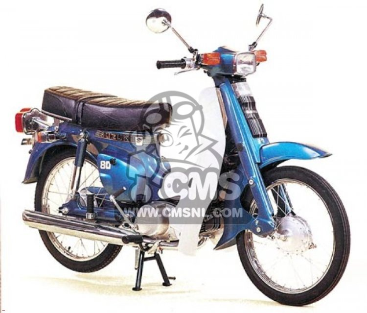 Suzuki FR80