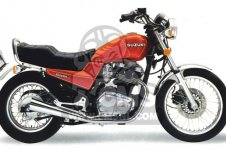 Suzuki GR650