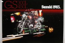 Suzuki GS300
