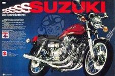 Suzuki GS750