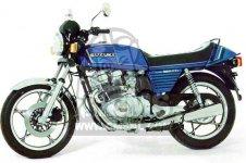 Suzuki GSX400