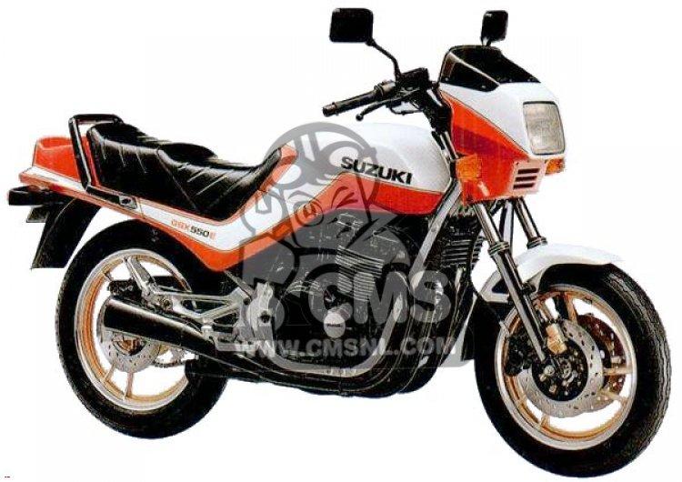Suzuki GSX550