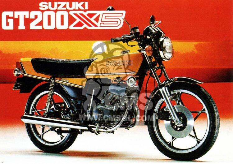 Suzuki GT200