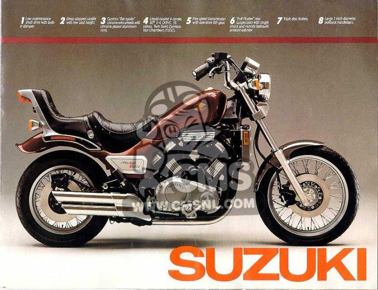 Suzuki GV1200