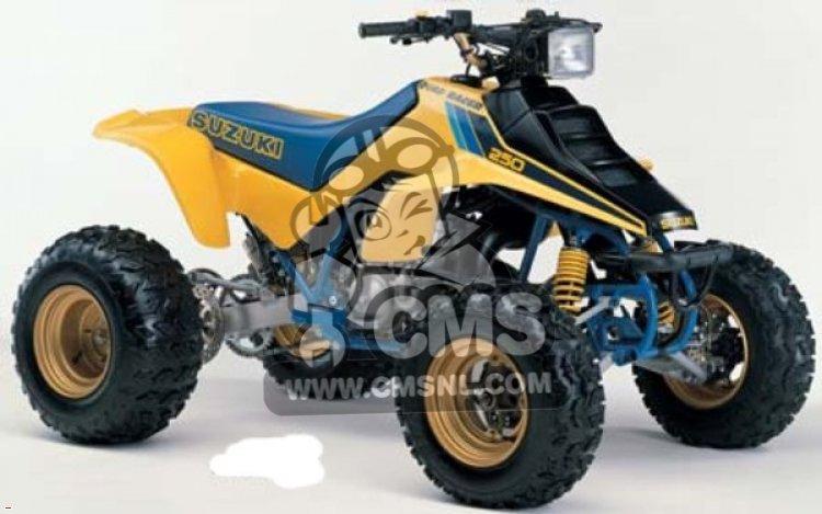 Suzuki LT250
