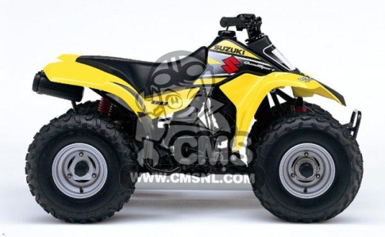 Suzuki LT80 information