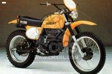 Suzuki PE250