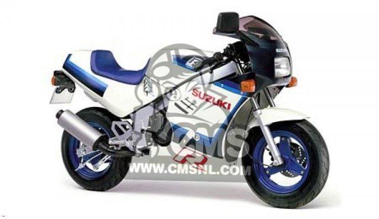 Suzuki RB50