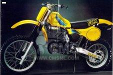 Suzuki RM465