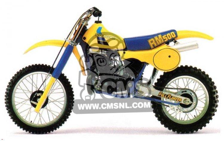 Suzuki RM500
