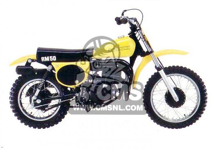 Suzuki RM50