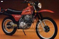 Suzuki SP250