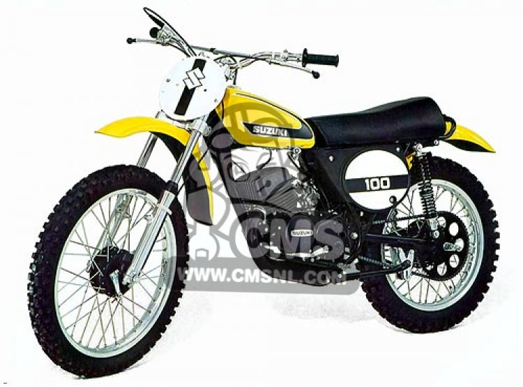 Suzuki TM100
