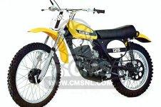 Suzuki TM125