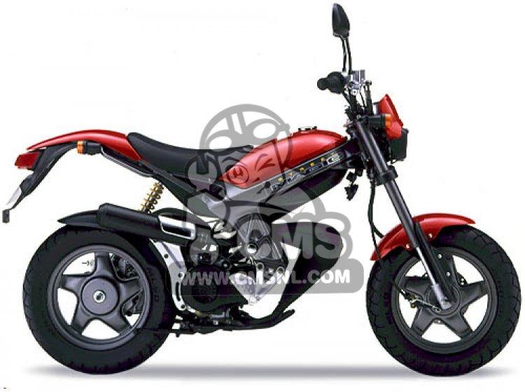 Suzuki TR50