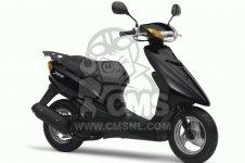 Общие характиристики.  Комплектация Yamaha Jog 2000.  Скутер.