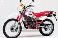 Yamaha DT175