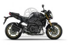 Yamaha FZ8-N 2012 39P6 EUROPE 1L39P-300E1 parts