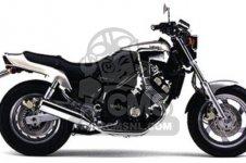 Yamaha FZX700