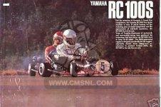 Yamaha Go Kart